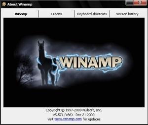 winamp 5.571